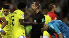 Rusia 2018: Inglaterra envía a casa a Colombia en tanda de penales