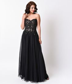 An alluring and dreamy gown that is sure to keep all eyes on