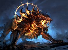Now THAT is a Hell-Hound