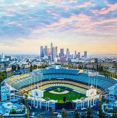 Attend the LA Dodgers & NY Mets Baseball game while in Los Angeles Dodgers Baseball, Dodgers Nation, Let's Go Dodgers, Dodgers Girl, Baseball Park, Baseball Games, Baseball Field, Dodgers Today, Dodgers Party