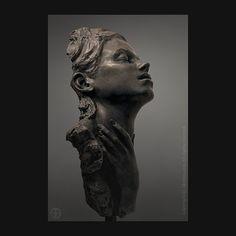 Ecstasy - finalist Art Renewal Center International Salon - Sculpture Category . #artrenewalcenter #12tharcsalon #ecstasy #orgasm #sensuality #sexuality #pleasure #enlightment #spirituality #conciousness #meditation #bronze #jeandavidsolon...