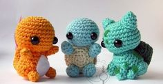 Chibi First Generation Starters by LeFay00.deviantart.com on