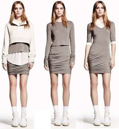 100 Alexander Wang Designs - From Lusty Leather Office Looks to ...