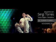 SERGI TORRES Nos habla sobre la Felicidad y una experiencia importante en su vida. - YouTube