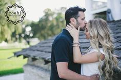Roohi Photography, outdoor engagement session, Tampa Florida engagement