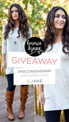 A few of our favorite things (besides, Jane, of course): Amazon, Target, and Paypal. This week's giveaway involves all three of those places, courtesy of Emmie Lynne Boutique. You could win money to any of those places—you win, you choose—and spend to your heart's content. So what are you waiting for?