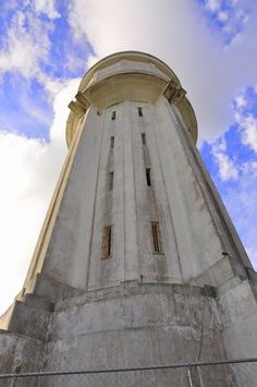 Water Tower in Nassau
