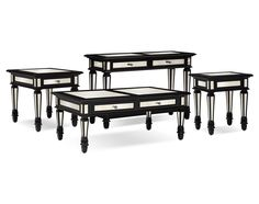 Beautiful Meals The Vibrato dining collection in silver maintains