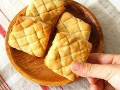 【超簡単】食パンで作れる「メロンパン」が絶品! たった15分で作れる「食パンメロンパン」のレシピ3選 - dressing(ドレッシング)