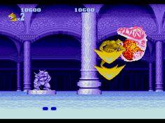 Altered Beast para Mega Drive.