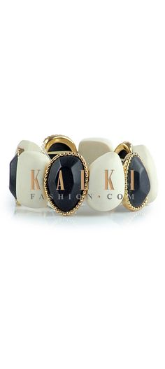 Buy Online from the link below http://www.kalkifashion.com/bohemian-style-resin-bracelet.html