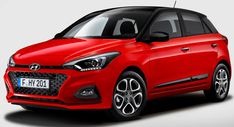 Hyundai i20 Facelift Ushers In New Tech And Revised Styling #news #Hyundai