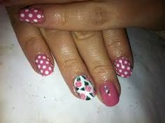 SHELLAC NAILS WHITE AND BLACK - Google Search