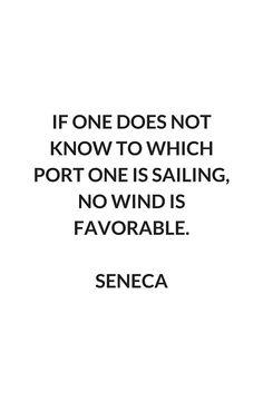 SENECA Stoic Philosophy Quote #stoicism