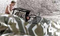 Oblt. Heimo Emmerstorfer - Bf.109G.6 'Weiß 14' - 2.Staffel, I./NAG 12 - Balkans/Italy - Summer 1944