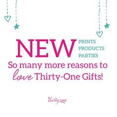#4 Reason to become a Thirty-One Consultant in November or December 2015…