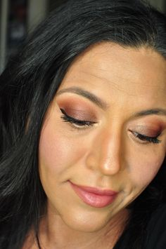 Makeup Of The Day With Pixi Beauty - Painted Ladies