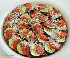 French Zucchini & Tomato Gratin
