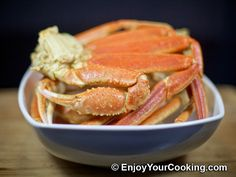 Boiled Snow Crab Legs with Old Bay Seasoning Recipe: Step 5