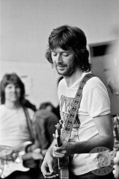 Eric Clapton by Steve Emberton