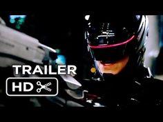 ▶ RoboCop Official Trailer #1 (2014) - Samuel L. Jackon, Gary Oldman Movie HD - YouTube