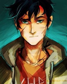 """Look, I didn't want to be a Half-Blood"" - Percy Jackson and the Olympians: the Lightning Thief"