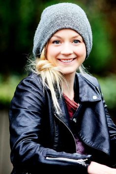 Emily Kinney - Set of 'The Flash' in Vancouver 02/10/2015