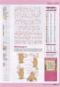 Teddy Sampler CSCIssue4428