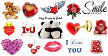 Love is always in the air with our collection! Share even more love with these expressive Facebook chat emoticons.