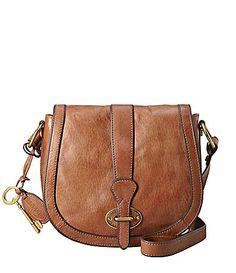 Fossil Vintage ReIssue Flap CrossBody Bag #Dillards-super cute