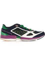 Dorifera Feather neoprene and mesh sneakers