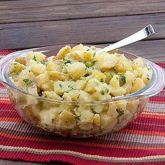salada de batata da maria