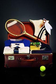 Wimbledon Suitcase
