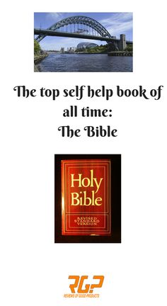 The top self help book of all time has been around for centuries, and has more in common with modern self help books than you might think... #Bible #SelfHelp #Atheism #Religion