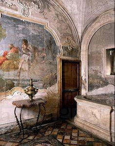 fresco and ornanent