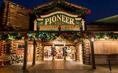 Disneyland Christmas, Arcade, Broadway Shows, Parks