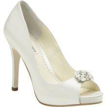 Keira Bridal Shoes by Benjamin Adams