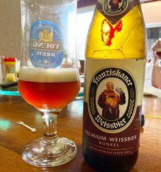 E aí vai beber o que hoje?  Por aqui estamos com uma @franziskaner.weissbier   #bebidaliberada #cerveja #cervejaartesanal #weissbier #franziskaner #sabado