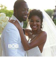 Gabrielle Union & Dwayne Wade's $5 Million Wedding. See Couple's Pics | Bmore Divas Magazine
