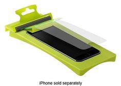 PureGear - PureTek Screen Protector for Apple® iPhone® 6 Plus - Clear, 98218VRP