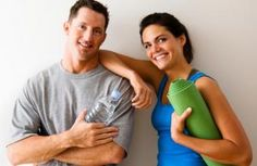 Couples Yoga: Tips for Starting + Sample Tandem Pose Sequence | Gaiam Life