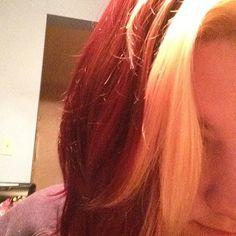 RosyVampGurl @stevierosy94 My lovely new red...Instagram photo | Websta (Webstagram)