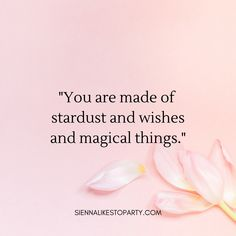 Don't forget, you're made of magical things. Shine always, sweetheart! 💖 Designer Headbands, Life Words, Kids Branding, Luxury Jewelry, Don't Forget, Saving Money, Life Quotes, Party, Tips