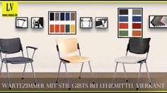 Videos Wartezimmermoebel, Objekteinrichter, Verwaltungsmöbel,