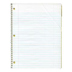 notebook paper ❤ liked on Polyvore