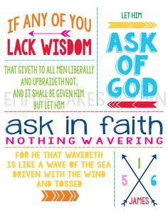 2017 Young Women Theme, LDS Mutual Theme, Ask in Faith, 2017 Mutual Theme
