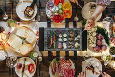 Raclette New Year's Eve Party – Crate and Barrel Blog