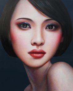 Zhang Xiangming art