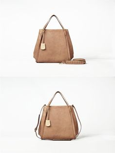 c44db5058ba2 Pale Pinkish Leather Bag Quality Leather Woman by KiliDesign