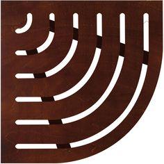 Estrados de madeira - castanho Mais informações: http://www.italbox.pt/pt/produtos/outros  #italbox #waterprotect #estradosdemadeira #duche #banho #bathroom